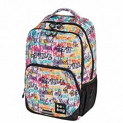 Rucsac Be.Bag Freestyle,45x32x20cm,Street Art 2