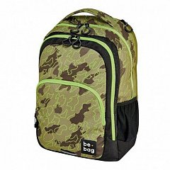 Rucsac Be.Bag Ready,46x33x23cm,Abstract Camouflage