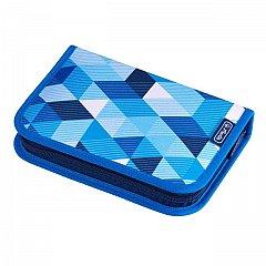 Penar echipat 31pcs,Blue Cubes