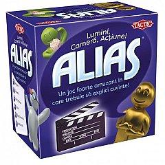 Joc Alias mini-Lumini,camera,actiune,+10Y