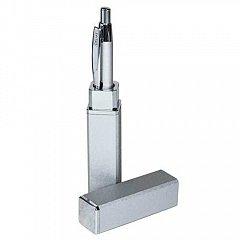 Pix cu mecanism,corp aluminiu,argintiu