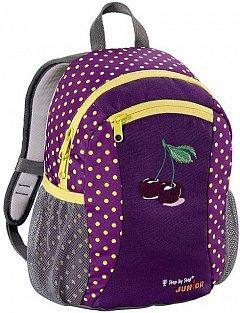 Rucsac 22x31x11cm,Hama,Talent,purple cherry