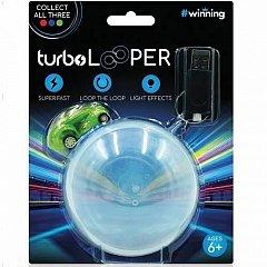 Masina Turbo Loopers cu sfera de trucuri, verde