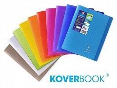 Caiet A5,48f,dict,coperta transp,Koverbook