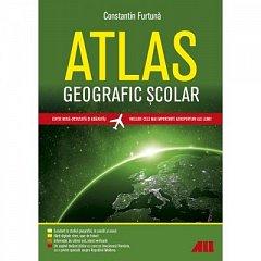 ATLAS GEORGRAFIC SCOLAR EDITIA A 5-A