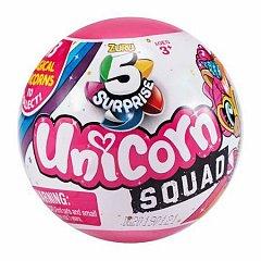 Unicorn in capsula,5 acces. surpriza,div.mod