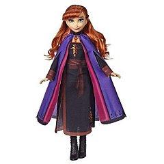 Papusa Disney,Frozen 2,Anna,cu articulatii