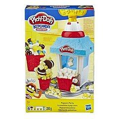 PlayDoh-Set creatie,Petrecerea cu popcorn,set