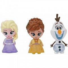Figurine Frozen2,mini,cu lumini,3buc/set