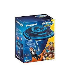 Playmobil-Rex Dasher cu parasuta