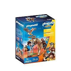 Playmobil-Marla cu cal