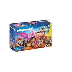 Playmobil-Marla,Del si calul inaripat