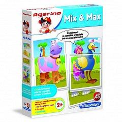 Joc educativ,mix si max,Agerino