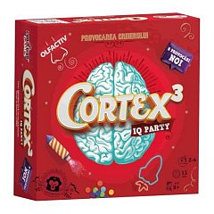 Joc Cortex 3,IQ party,2-6juc,+8Y