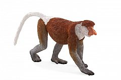 Figurina Maimuta cu trompa, Mojo