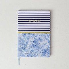 Agenda A5,48file,albastru,dictando