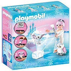 Playmobil-Printesa florilor de gheata