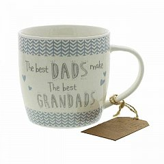 Love Life' Ceramic Mug - The Best Grandads