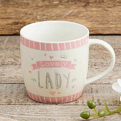 Love Life Stoneware Mug