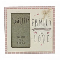 Love Life Photo Frame 3
