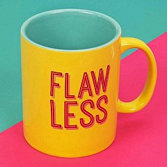 Neon Pop Mug - 'Flawless'