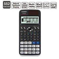 Calculator birou Casio, stiintific, FX-991EX, 552 functii, negru