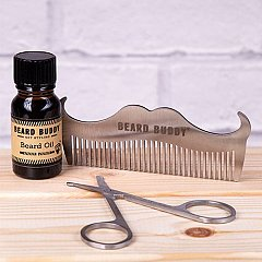 Set cosmetizare Barba - Beard Buddy Grooming Kit