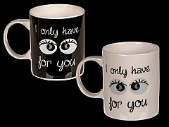 Cana Bone China - I only have eyes for you