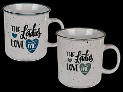 Cana Bone china - The Ladies Love me, 2 culori