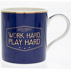 Cana Gents Society - Work Hard, Play Hard