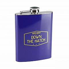 Sticla Hip Flask Gents Society