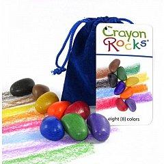 Creioane cerate,Crayon Rocks,8/buc