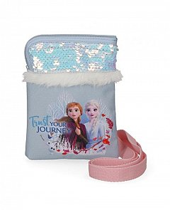 Geanta plata pentru umar Frozen II Trust Your Journey