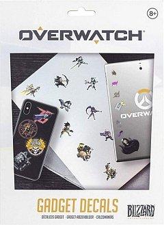 Abtibilduri pentru gadgeturi Overwatch, 4 foi