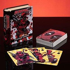 Carti de joc - Marvel Deadpool