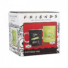 Cana termosensibila Friends - How you Doin