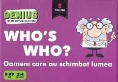Genius-Who's who? Oameni care au schimbat lumea