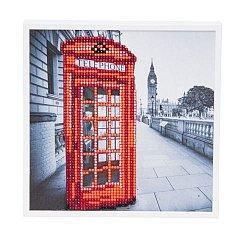 Tablou creativ cu cristale,Londonez