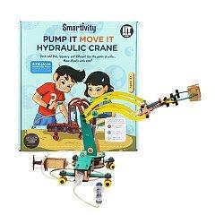 Joc Smartivity,STEM,Macaraua hidraulica,+8Y