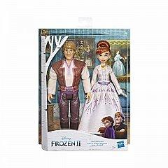 Papusa Frozen2,Anna si Kristoff,set