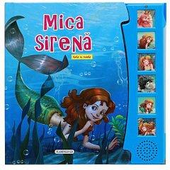 MICA SIRENA. CARTE CU SUNETE