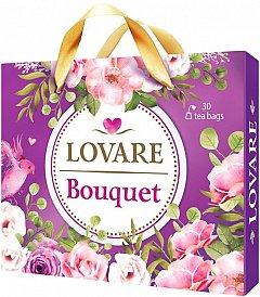 Cutie ceai,Lovare Bouquet,6 Arome x 5 Plicuri