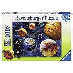Puzzle Ravensburger - Univers, 100  piese