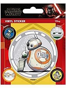 Set abtibilduri Star Wars Rise Of Skywalker (Droids)