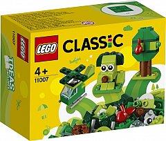 LEGO Classic,Caramizi creative verzi