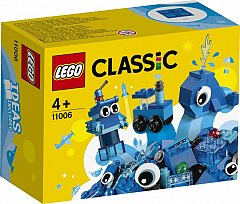 LEGO Classic,Caramizi creative albastre
