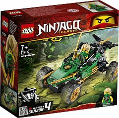LEGO Ninjago,Jungle Raider