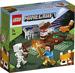 LEGO Minecraft,Aventura din Taiga