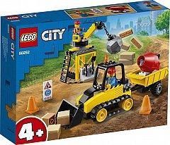 LEGO City,Buldozer pentru constructii
