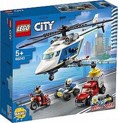 LEGO City,Urmarire cu elicopterul politiei